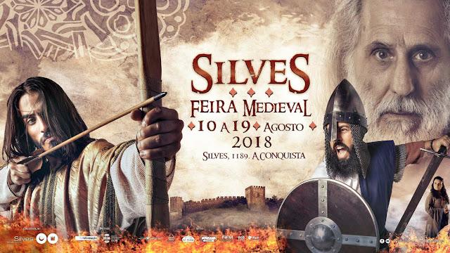 Eventos da Feira Medieval de Silves já têm preços definidos
