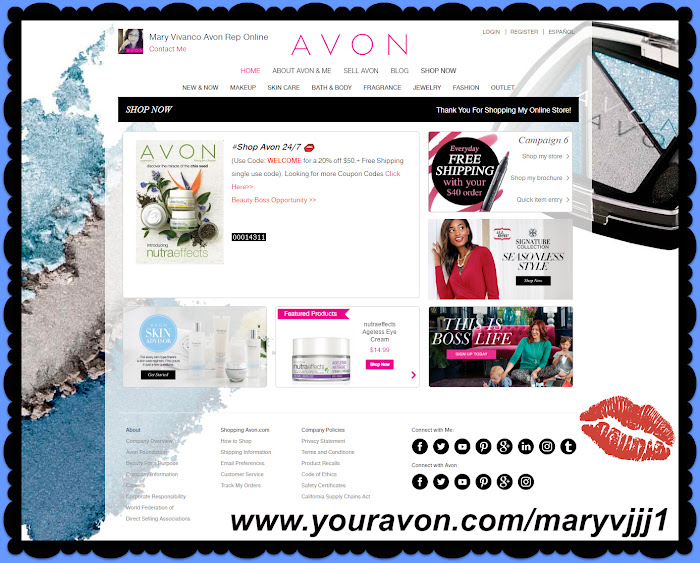 Avon Beauty Products Online - #Shop 24/7