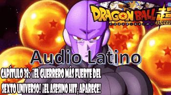 Dragon Ball Super en audio Latino capitulo 38