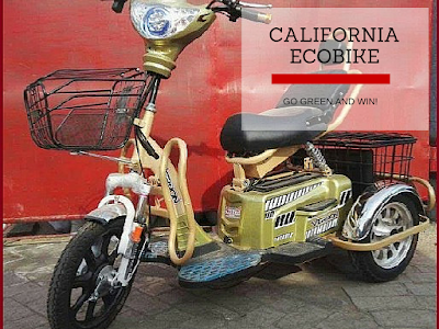 California EcoBike: Go Green and Win