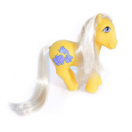 MLP Butterfly Pony Year Thirteen Dutch Ponies G1 Pony