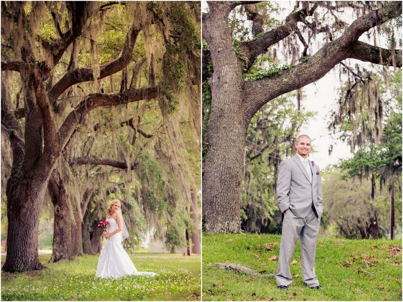 Outdoor South Carolina Wedding