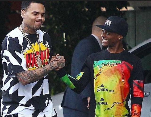 Ft Chris Brown-African Bad Girl