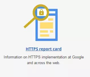 Information on HTTPS implementation at Google  and across the web.