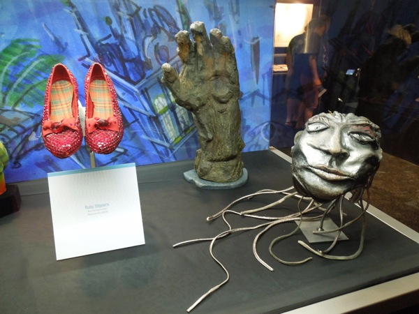 Return to Oz props