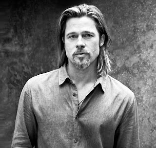 Brad Pitt in ad by Chanel 5