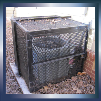 Vacant Investment Protection Our Ac Cages Prevent Vandals