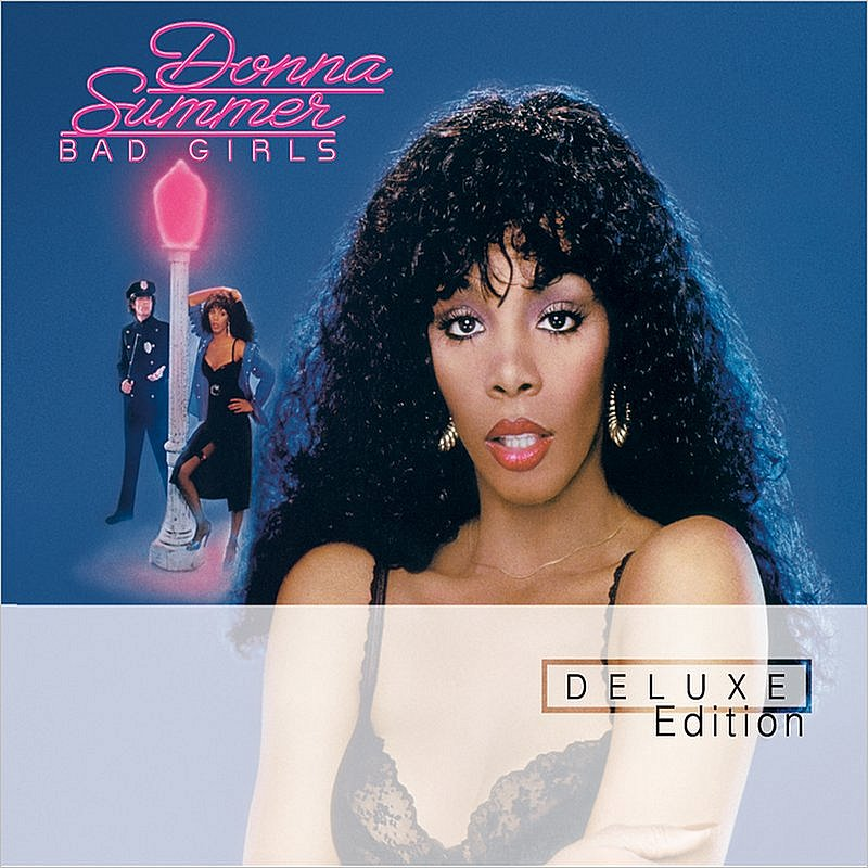 Donna Summer - Hot Stuff from the album Bad Girls (1979)