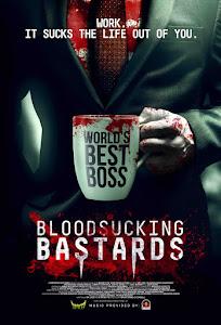 Bloodsucking Bastards Poster