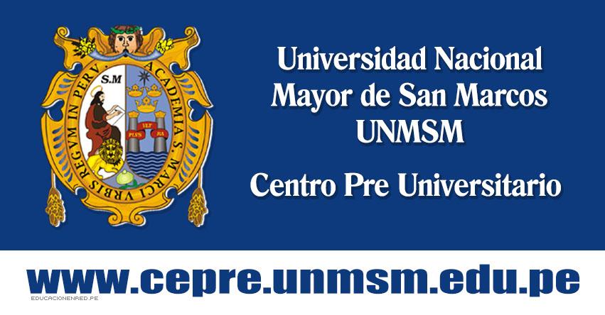 Resultados CEPREUNMSM 2018-1 (Domingo 2 Septiembre 2018) Lista Aprobados - Cuarto Examen Ciclo Ordinario - Centro Pre Universitario - Universidad Nacional Mayor de San Marcos (UNMSM) INTRANET - www.cepre.unmsm.edu.pe
