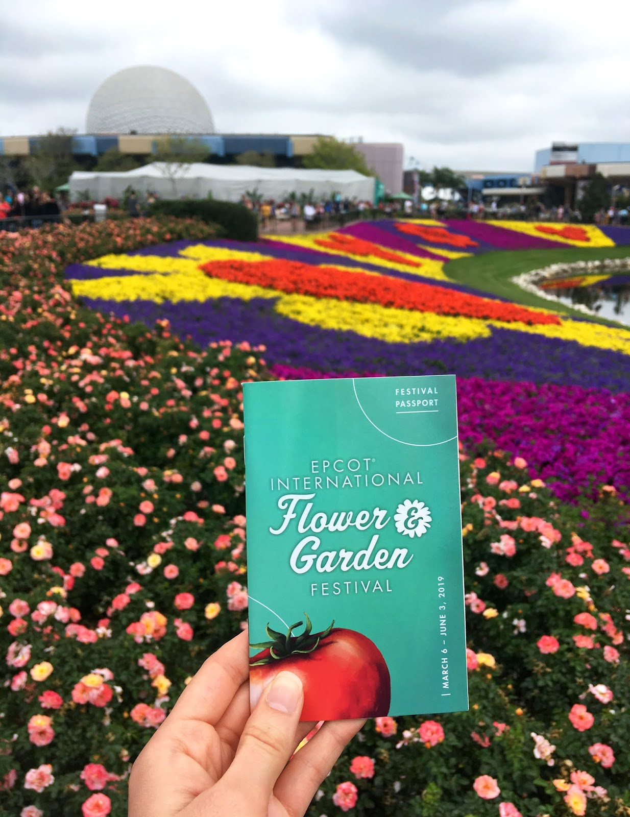 2019 Epcot International Flower and Garden Festival guide
