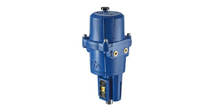 electric linear control valve actuator