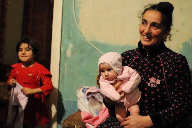 El gobierno armenio triplica beneficio por nacimiento del segundo hijo