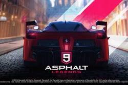 Asphalt 9 Legends MOD APK v1.0 for Android Hack Unlimited Money Update Terbaru 2018
