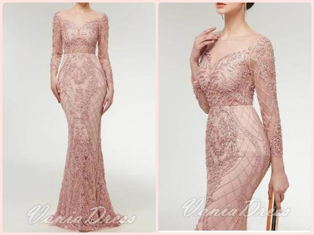 Inspiração: Vestidos para madrinhas da loja Vania Dress