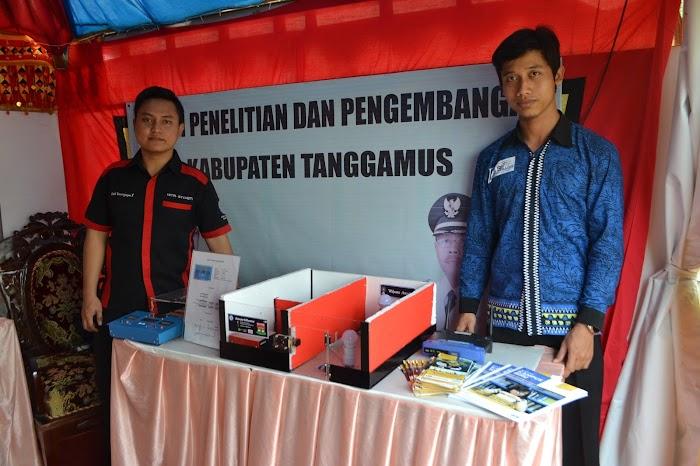 Karya Penelitian Mahasiswa Darmajaya Tampil di Tanggamus Expo 2017