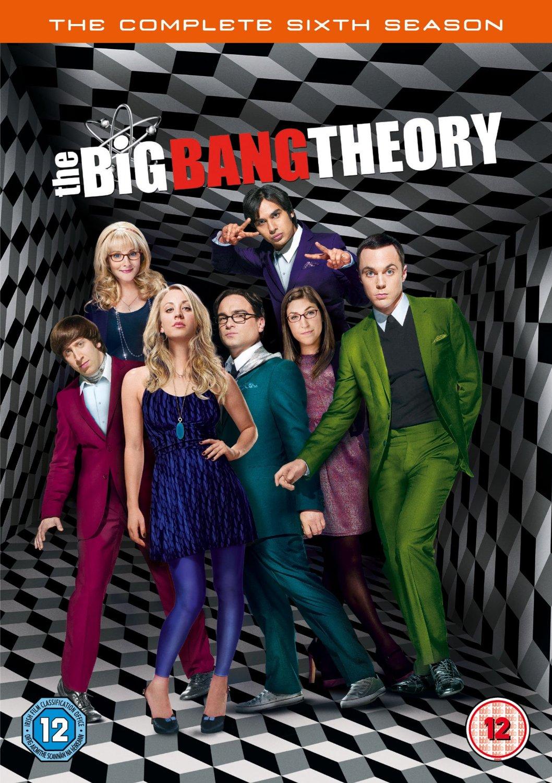 Download The Big Bang Theory - 6ª Temporada Dublado e Legendado