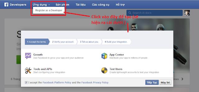 Cách thêm comment facebook và quản lý cho Blogspot - Web