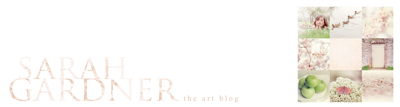 Sarah Gardner {ART BLOG}