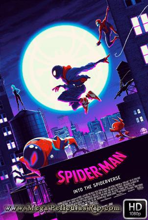 Spider-Man Un Nuevo Universo [1080p] [Latino-Ingles] [MEGA]