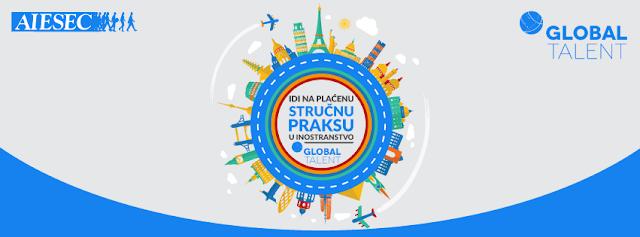 Global Talent prakse