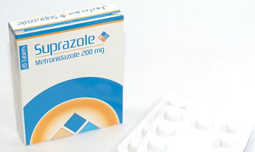 سعر ودواعي إستعمال دواء سوبرازول suprazole أقراص مضاد حيوى