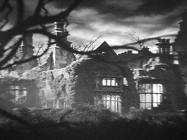 Manderlay, la casa de la película Rebeca.