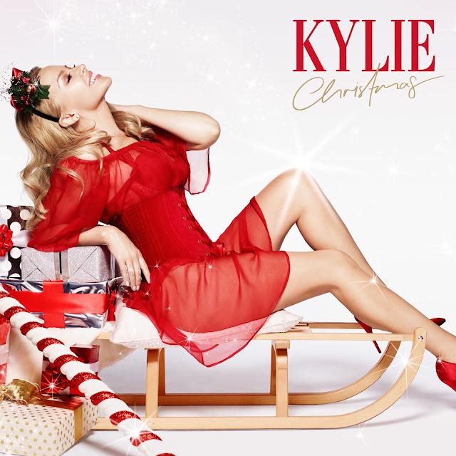 Copertina Kylie Christmas