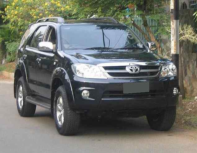 Car Images Toyota Fortuner