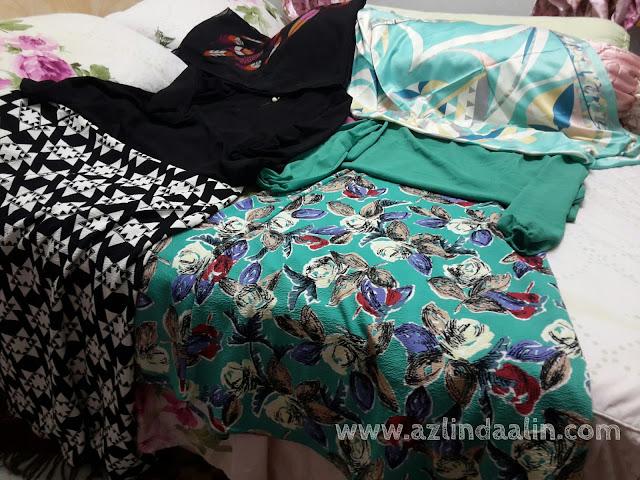 Shopping di Muaz Textile Bangi. Murah, Berbaloi ke?