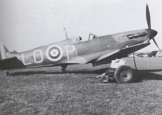 18 August 1940 worldwartwo.filminspector.com Biggin Hill Spitfire
