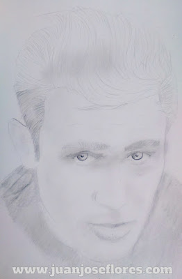 James Dean WIP