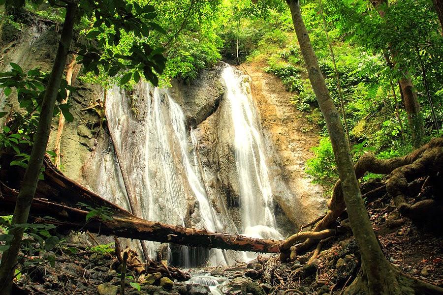 Air terjun Bekor, Nangahale