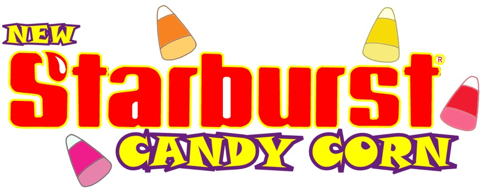 The Holidaze: Starburst Candy Corn