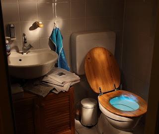 トイレの便座の蓋