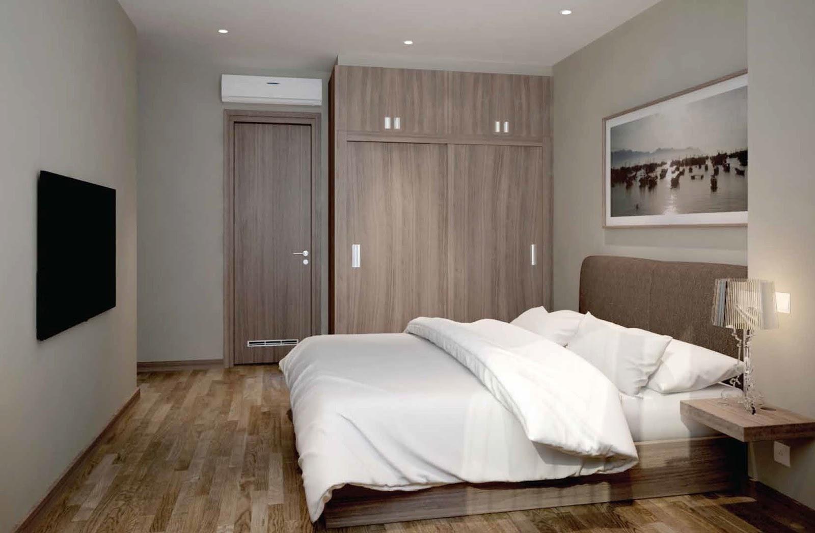 Thiết kế căn 04 tại chung cư Phú Mỹ Complex - N01T4 Ngoại Giao Đoàn