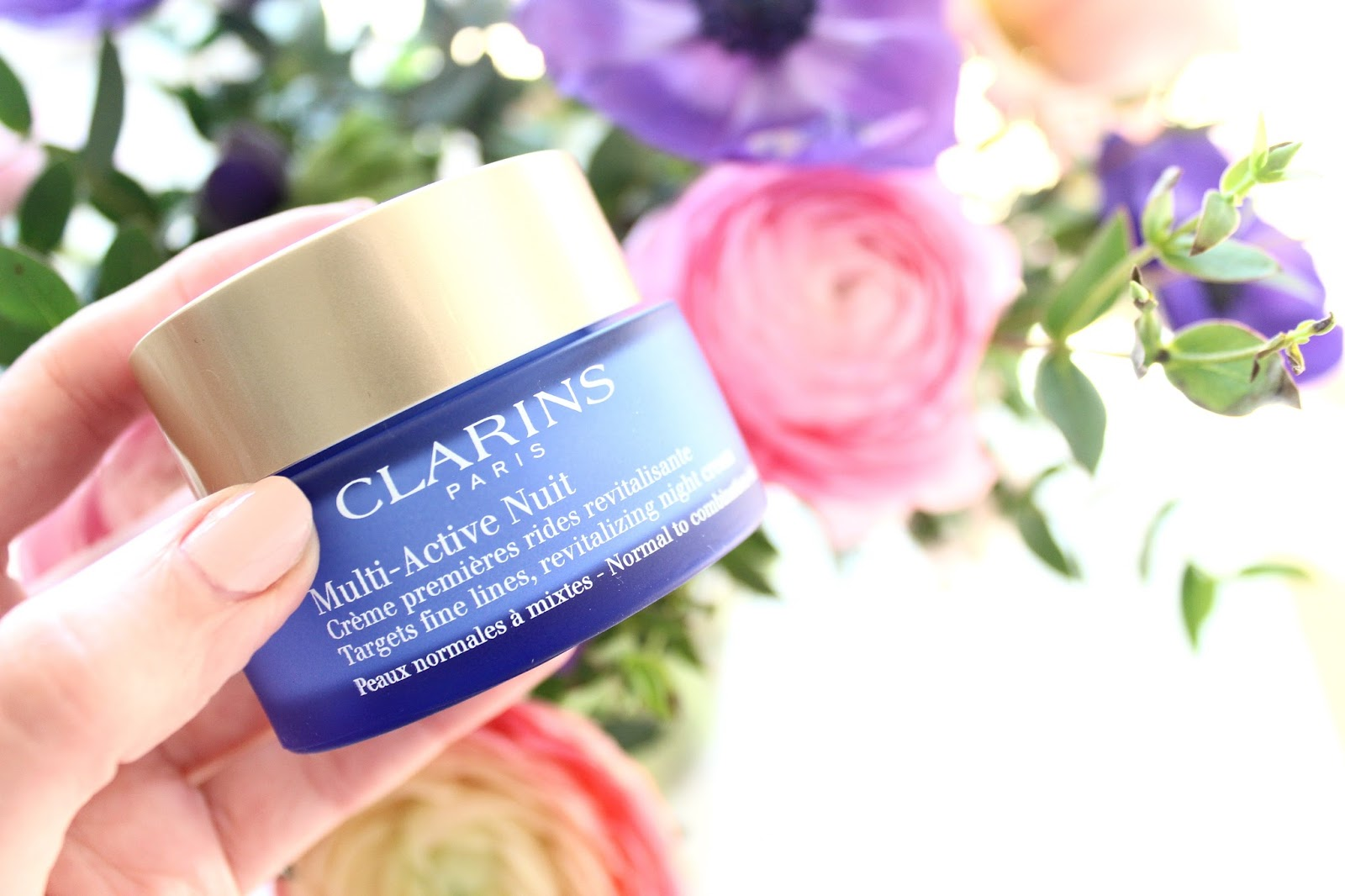 Clarins Multi-Active Day and Night Cream