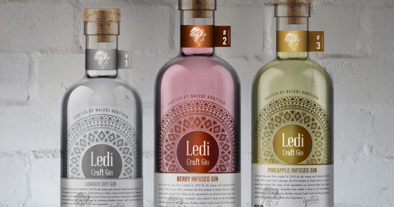 Ledi Craft Gin