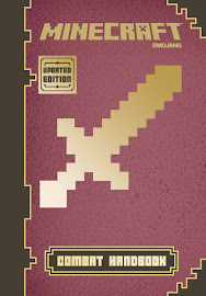Minecraft Combat Handbook Media