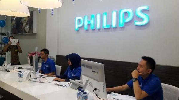Alamat & Nomor Telepon Service Center Philips Kota Bandung