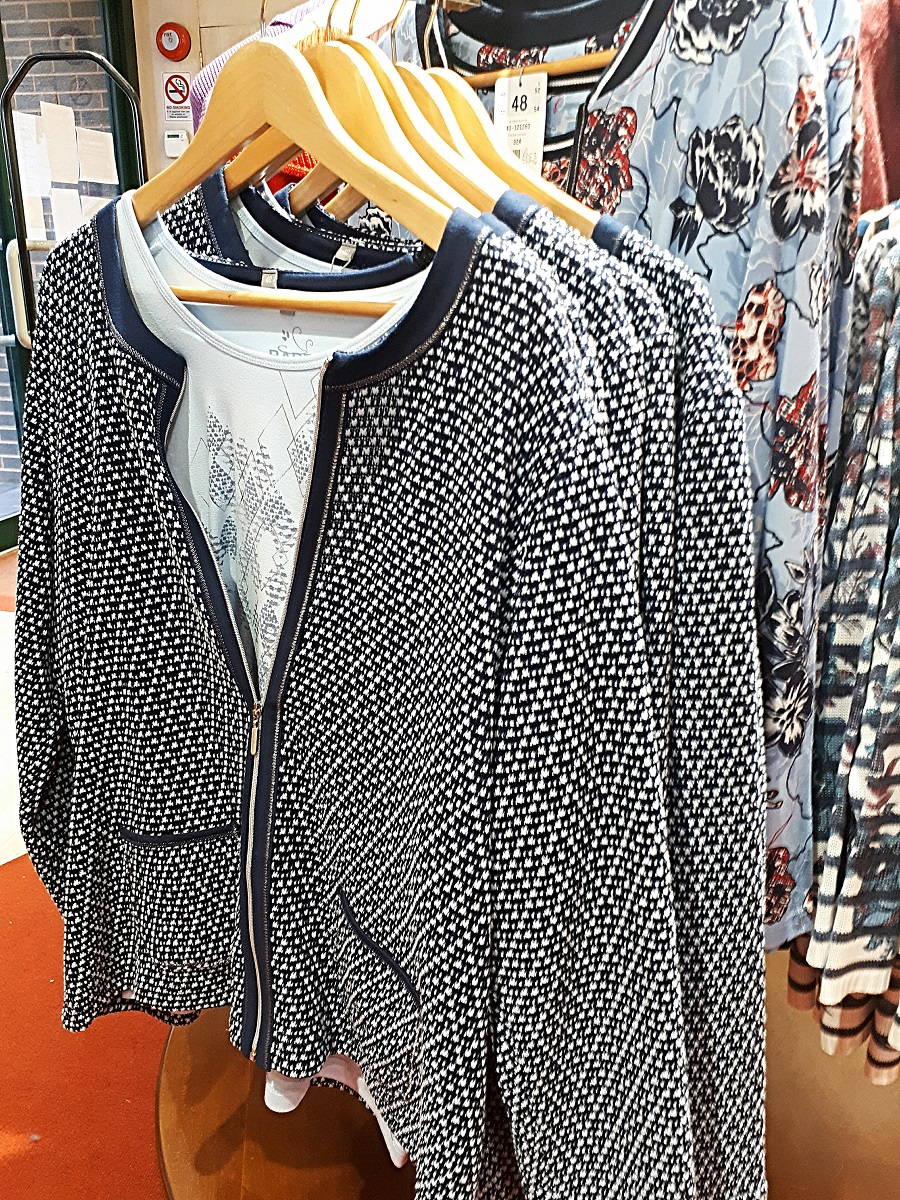 Rabe, Chanel style jacket, The Style Guide Blog, NI style, The Winsome Lady