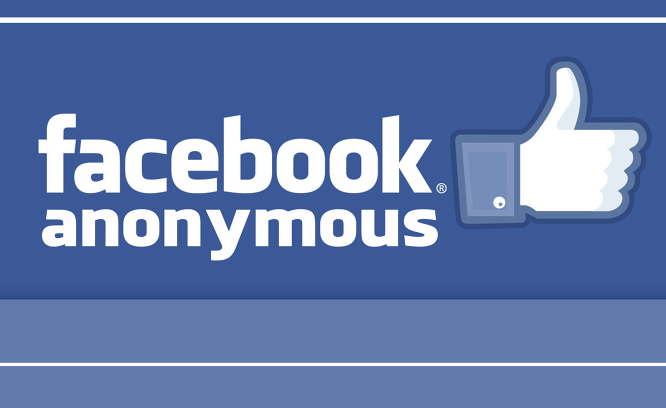 How To Be Anonymous On Facebook,