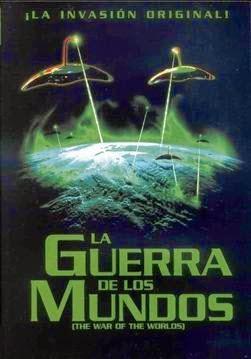 La Guerra de los Mundos (1953) en Español Latino