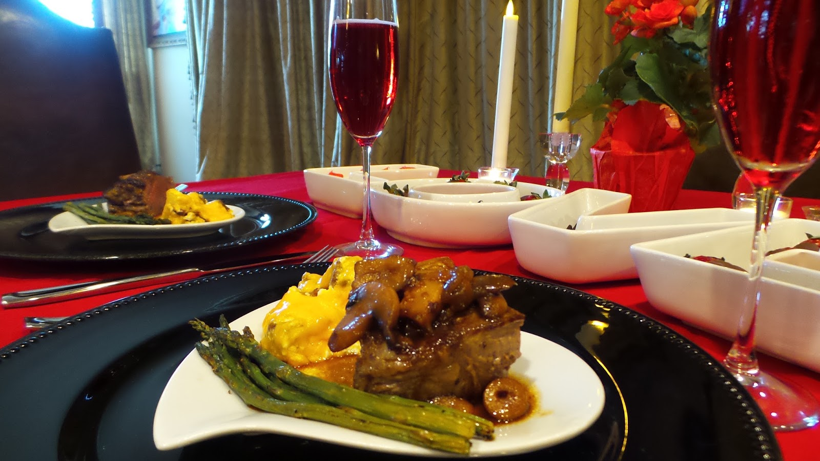 romantic meal for two at home my web value