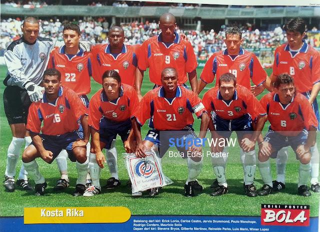 Poster Tim Kosta Rika