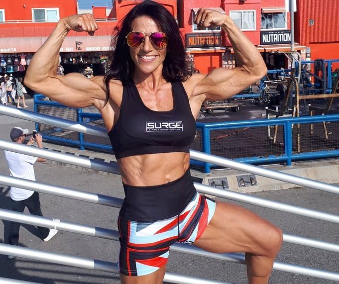Bodybuilding, Burn superfluous fats