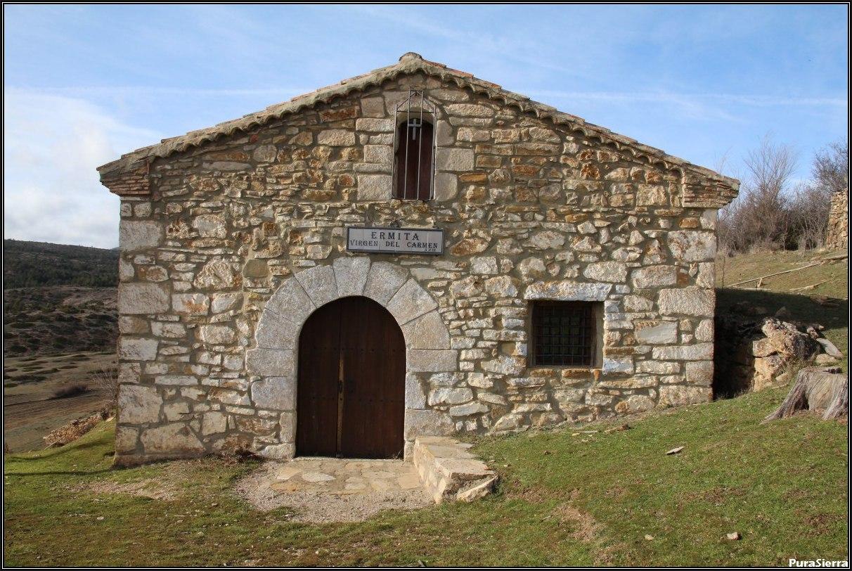 Ermita De La Virgen Del Carmen (Casas De Frías)