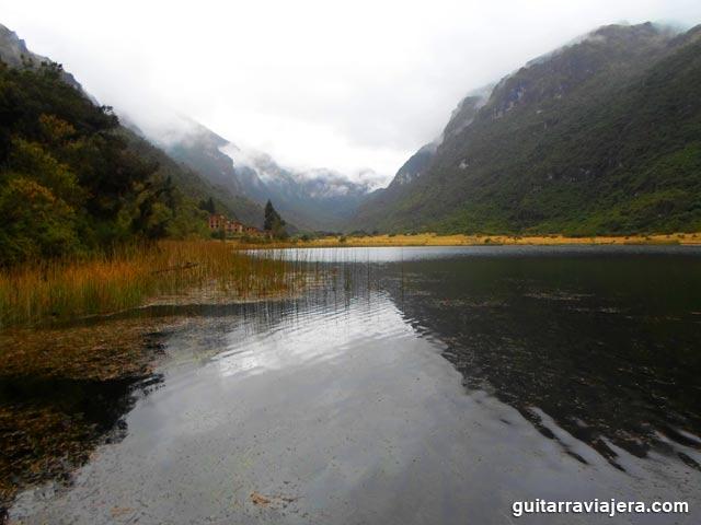 Laguna Llaviuco - Cuenca