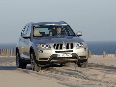 BMW X3 Off Road Normal Resolution HD Wallpaper 4
