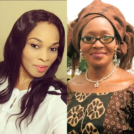 Image result for Georgina Onuoha Shares Kemi Olunloyo's Criminal Records